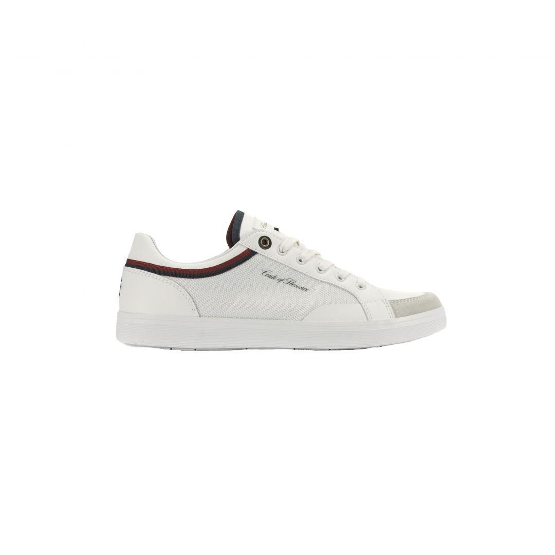 finest selection 6b8ae b83ee Scarpe CONTE OF FLORENCE Sneaker BIANCO SC401111 | Scarpamondo