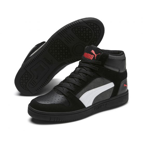 Puma - Basket - NERO