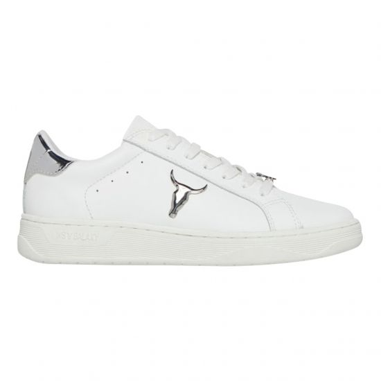 WINDSOR SMITH - Sneaker - BIANCO