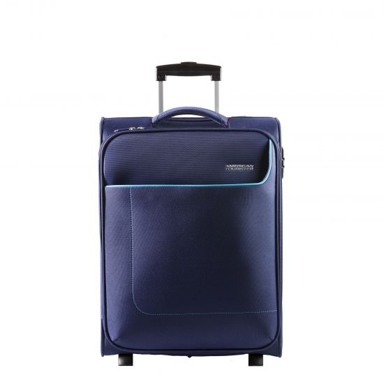 American Tourister - Trolley Morbido - BLU