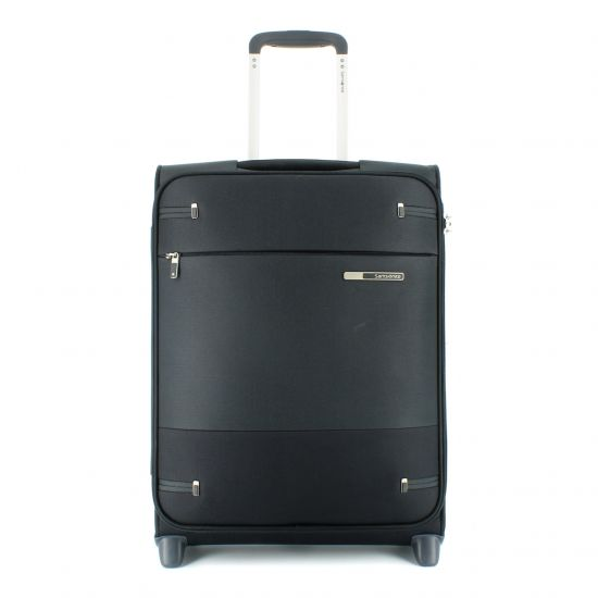 Samsonite - Trolley Morbido - NERO