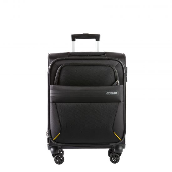 American Tourister - Trolley Morbido - NERO