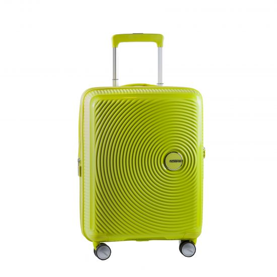 American Tourister - Trolley Rigido - GIALLO